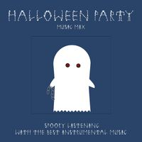 halloween party music mix spooky listening and instrumental music for themed parties with creepy songs - Halloween Music For Parties