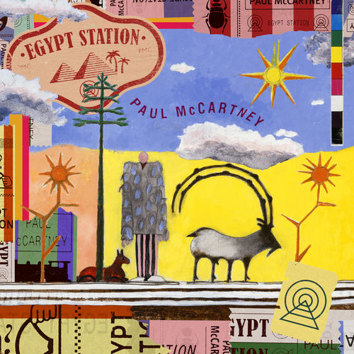 Escuchá la Playlist Paul McCartney - Egypt Station