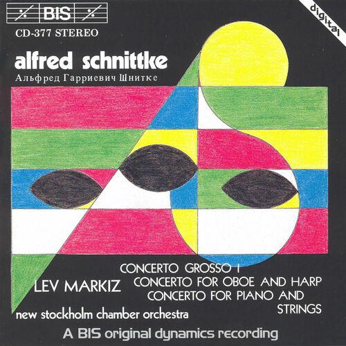 Alfred Schnittke - Lev Markiz - Cello Concerto No.2 Concerto Grosso No.2