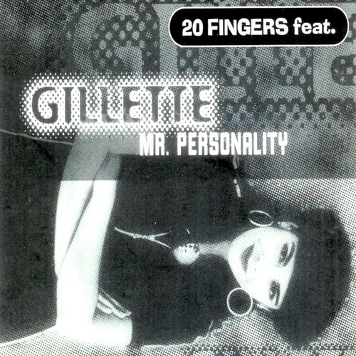 20 fingers feat gillette short dick man - 5 8