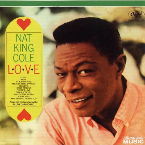 Nelson Riddle Love Is A Game Of Poker