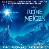 la reine des neiges bande originale franaise du film edition deluxe - La Reine Des Neige En Streaming