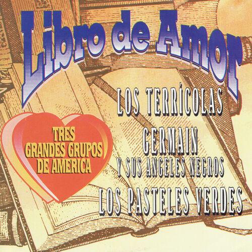 Cd Libro de amor los terricolas, pasteles verdes, angeles negros 500x500-000000-80-0-0