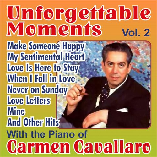 Carmen Cavallaro - Dancing In The Dark / Lover