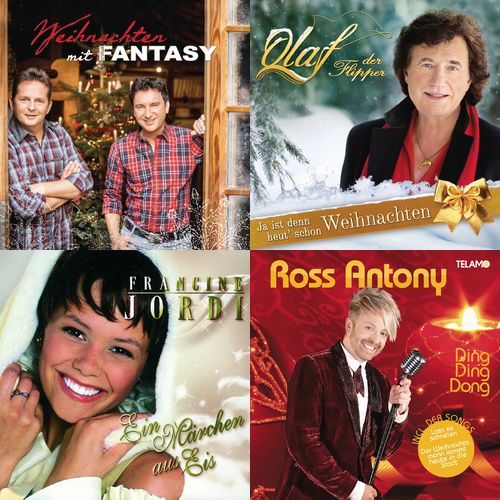 Weihnachten Mit Fantasy.Schlager Weihnachten Playlist Listen Now On Deezer Music Streaming