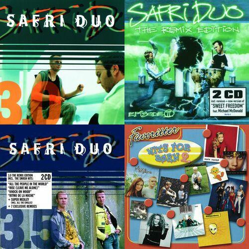 safri duo music