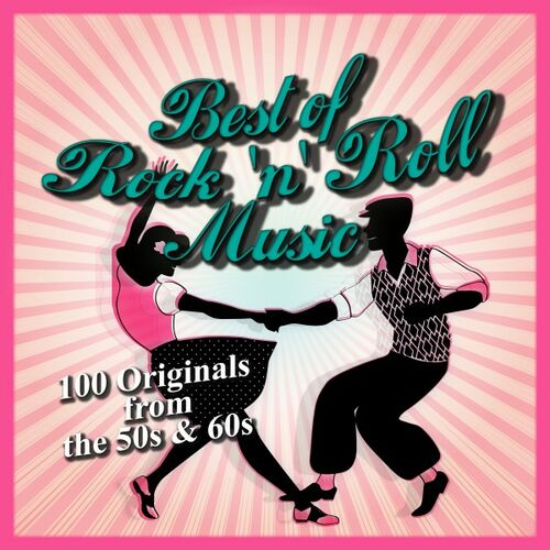 Various Artists: Best of Rock 'n' Roll Music: 100 Originals from the