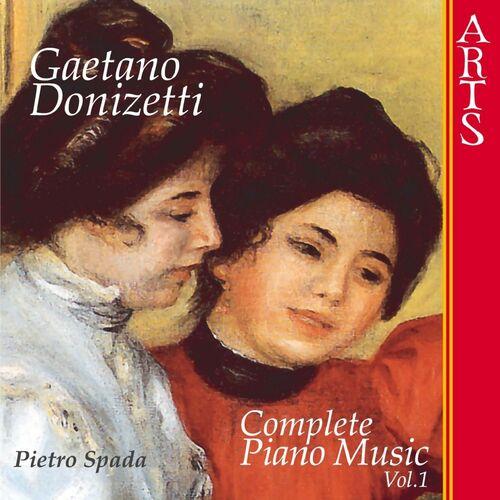Risultati immagini per donizetti arts piano music vol. 1