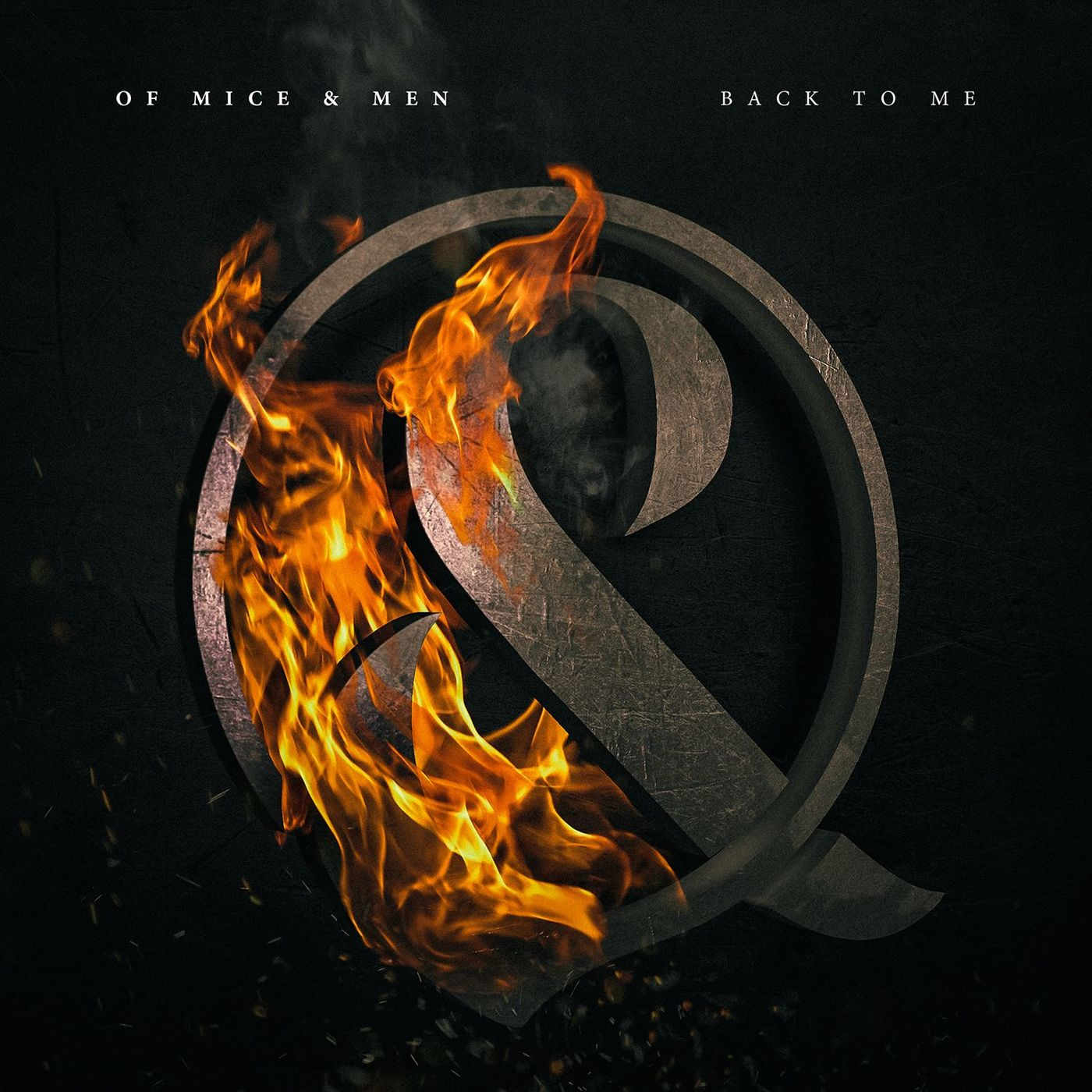 Of Mice & Men - Back To Me [single] (2017)