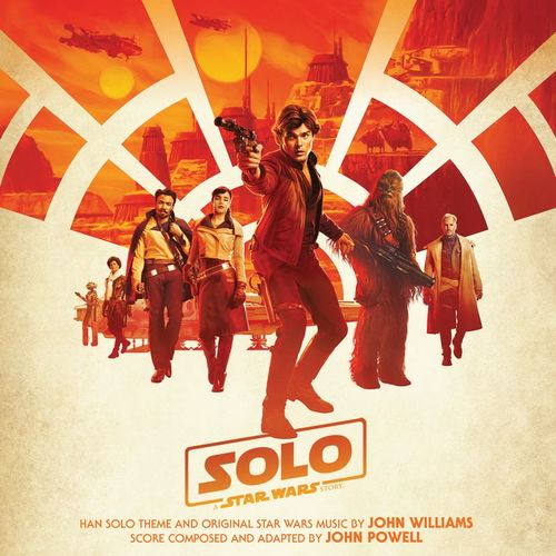 Escuchá la Playlist Solo: A Star Wars Story