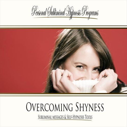 overcoming shyness