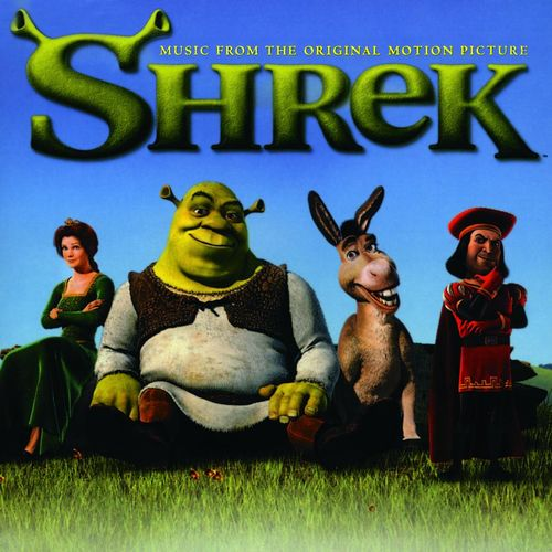 Various Artists : Shrek (Music From The Original Motion Picture ...