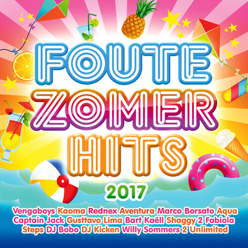 Citaten Zomer Dj 2017 : Various artists foute zomer hits music streaming