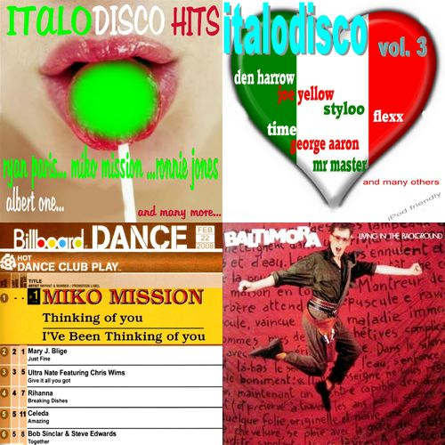 THE BEST ITALO DISCO - Spaghetti Mix playlist - Listen now