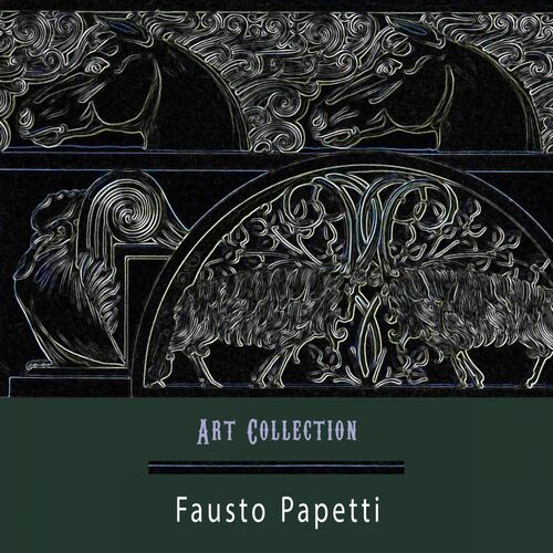 Cd  Fausto Papetti- Art Collection  500x500-000000-80-0-0