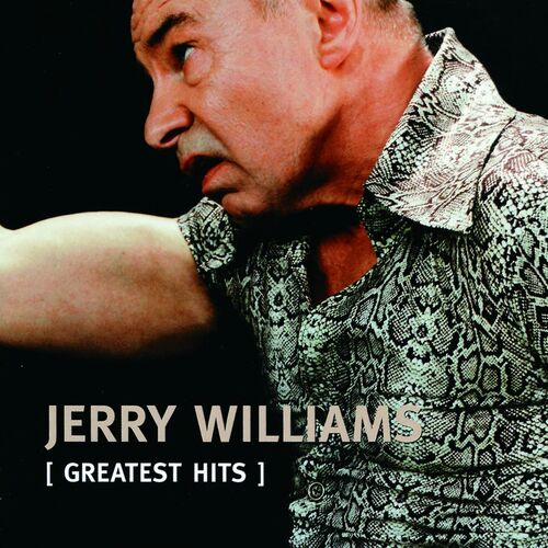 Jerry Williams - 16 Hits