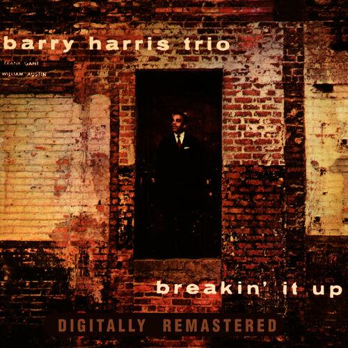 barry harris trio at wpu