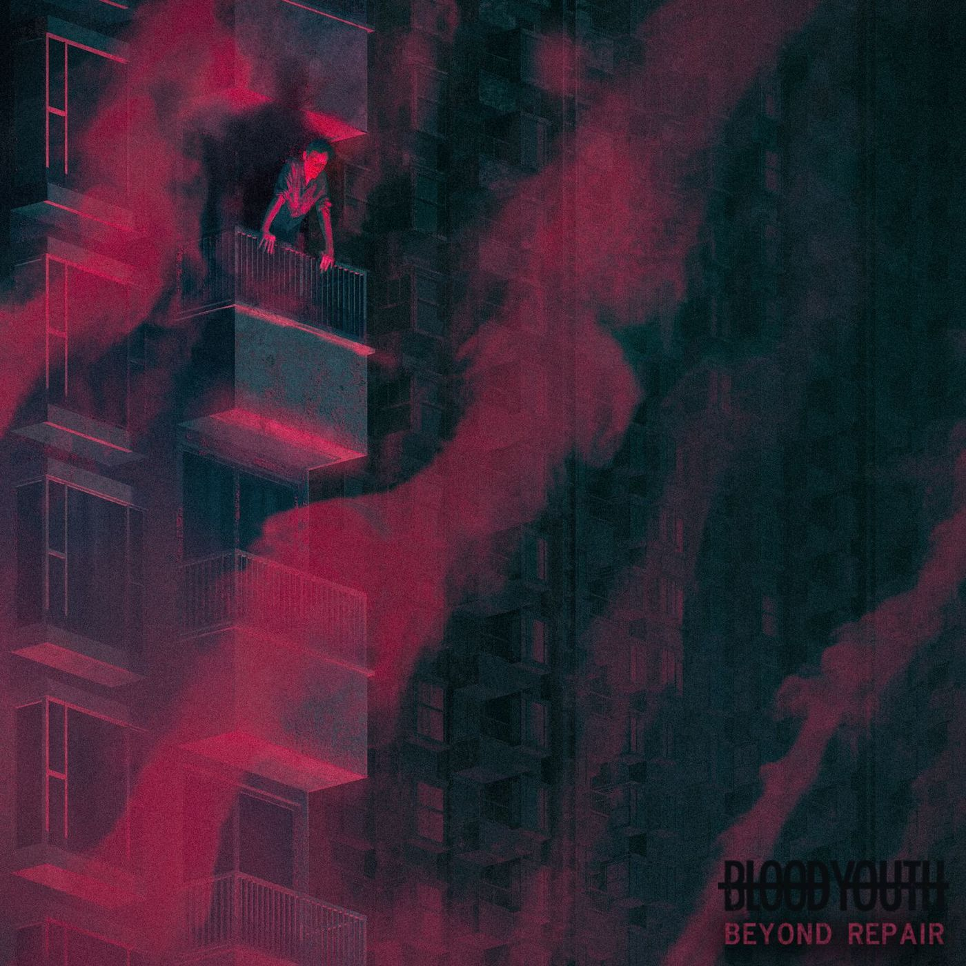 Blood Youth - Making Waves [single] (2017)