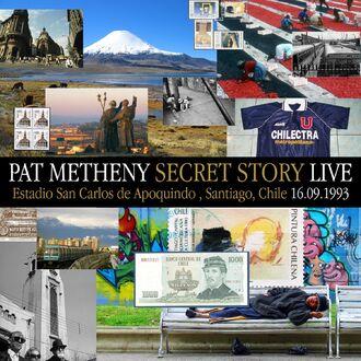 Pat Metheny - Secret Story (Live - Estadio San Carlos De Apoquindo, Santiago, Chile 16 Sep '93)