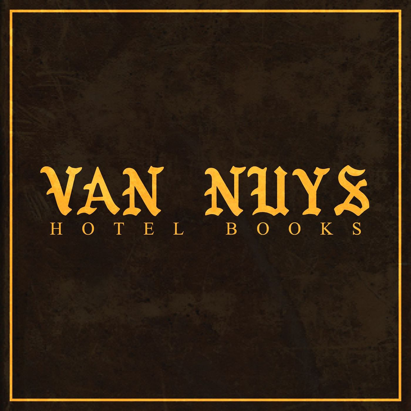 Hotel Books - Van Nuys [single] (2016)
