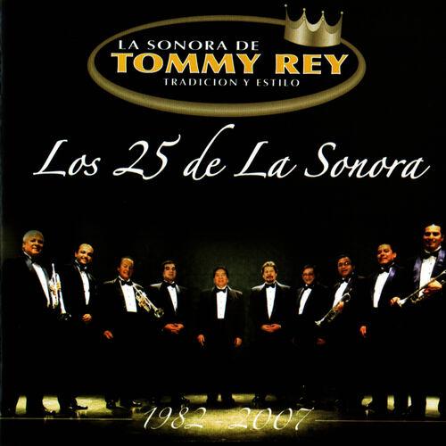 Cd los 25 años de la sonora de Tommy Rey 500x500-000000-80-0-0