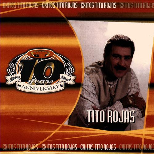 Cd Exitos Tito Rojas - 10th Anniversario   500x500-000000-80-0-0