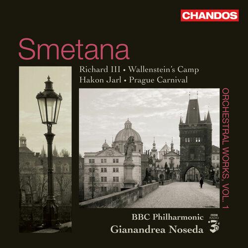 Bedřich Smetana Polkas/Czech Dances