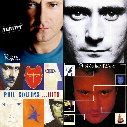 phil collins hits cover