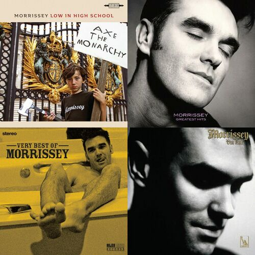Escuchá la Playlist Morrissey