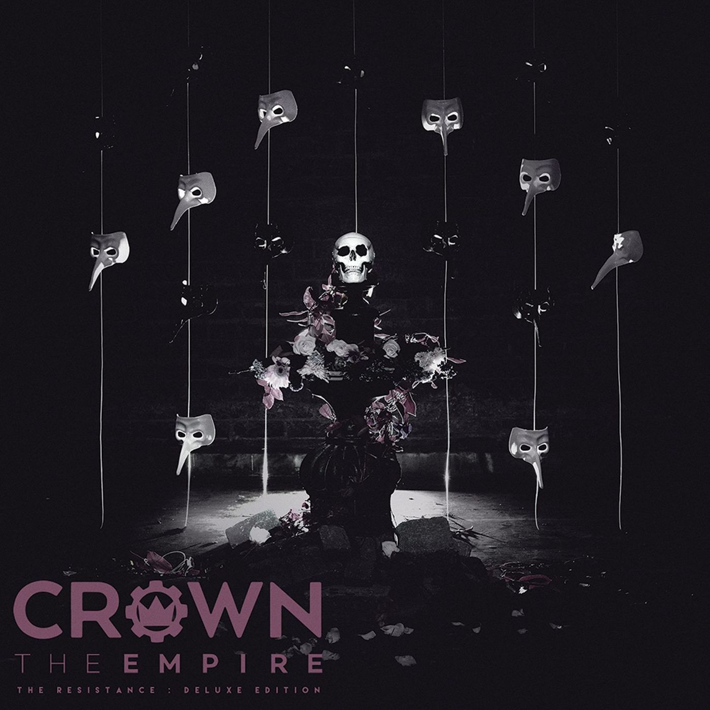 Crown The Empire - The Resistance (Deluxe Edition) (2015)