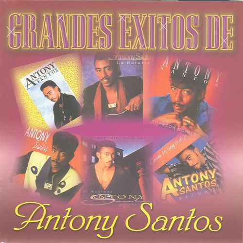 anthony santos discografia download