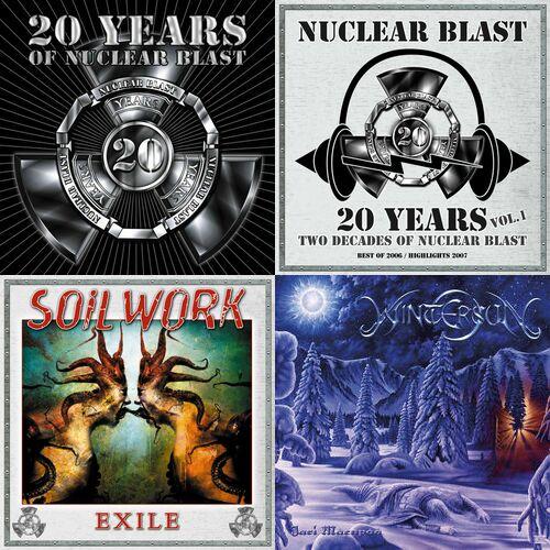 20 Years Of Nuclar Blast Playlist