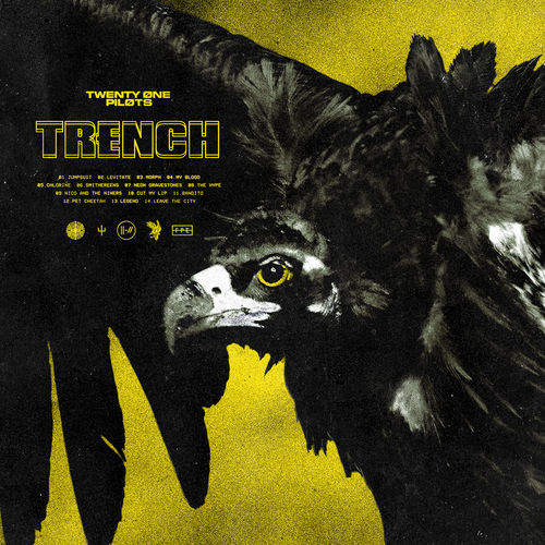 Escuchá la Playlist Twenty One Pilots - Trench