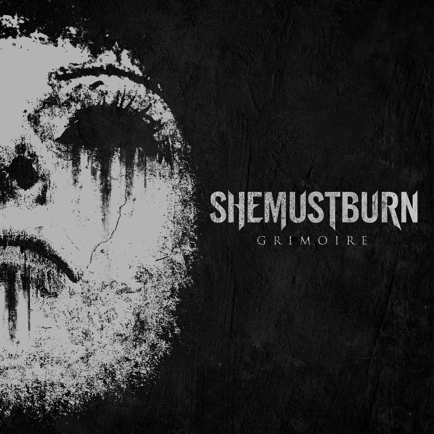 She Must Burn - Grimoire (2017)