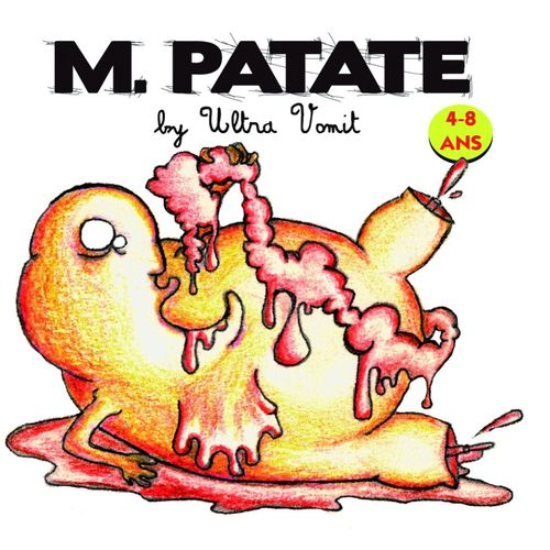ultra vomit mr patate