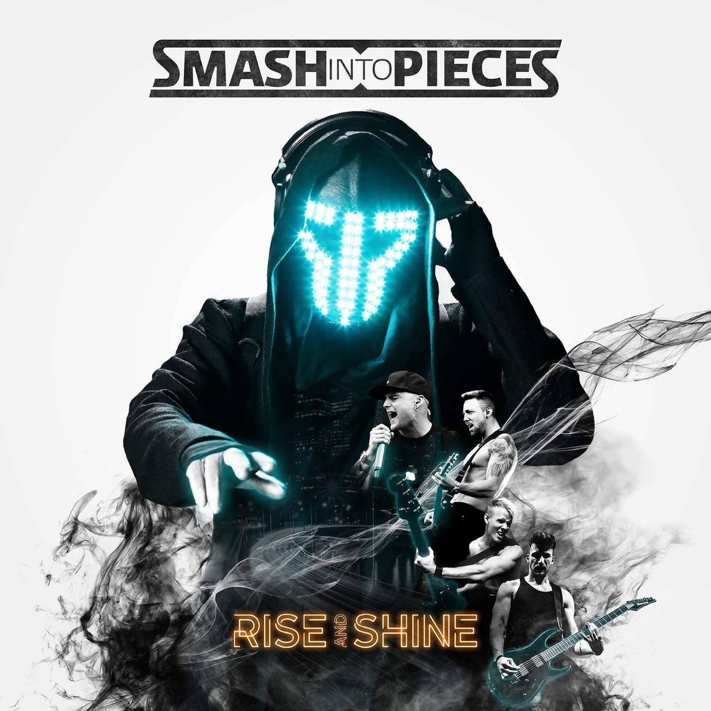 Smash Into Pieces - Rise and Shine (2017)