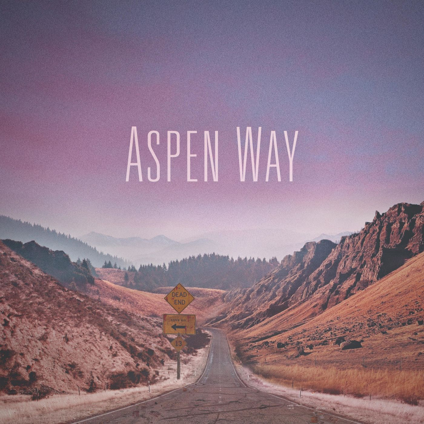 Aspen Way - Aspen Way [EP] (2017)
