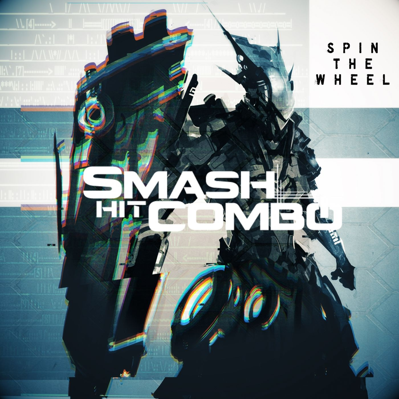 Smash Hit Combo - Spin the Wheel [single] (2017)
