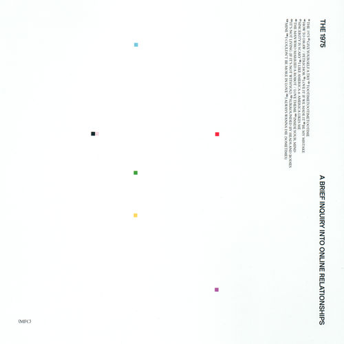 Escuchá la Playlist The 1975 - A Brief Inquiry Into Online Relationships