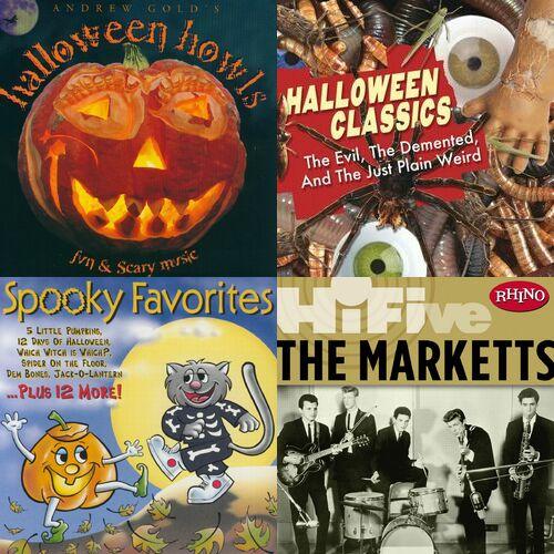 Halloween Playlist - Listen Now On Deezer