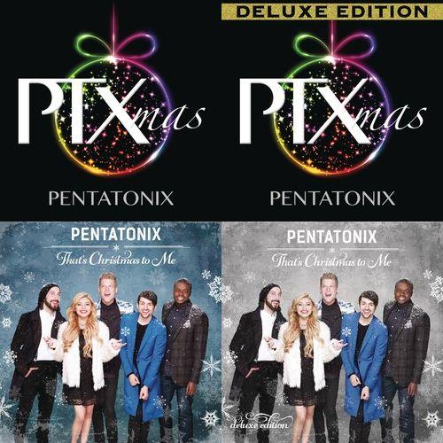 Pentatonix Christmas Songs.Pentatonix Christmas Songs Playlist Listen Now On Deezer