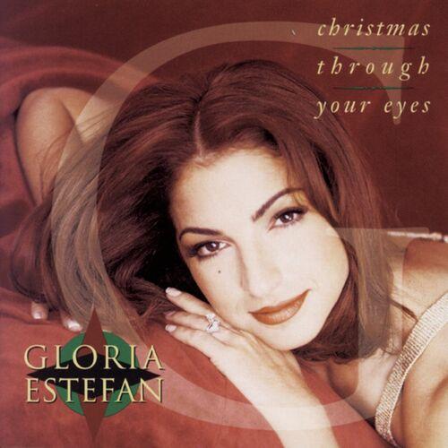 Cd Gloria estefan Christmas Through Your Eyes . 500x500-000000-80-0-0