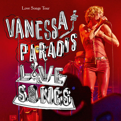 Love Songs Tour (CD1) - Vanessa Paradis mp3 купить, все песни Abrir el catá