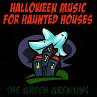 halloween music for haunted houses - Halloween Music Streaming