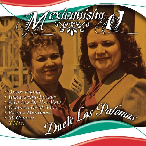 dueto las palomas discografia