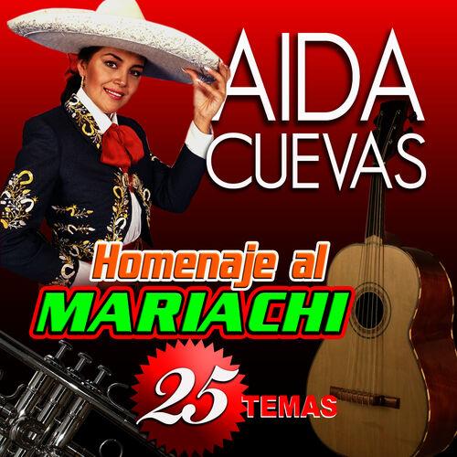 Cd Aida cuevas homenaje al mariachi 500x500-000000-80-0-0