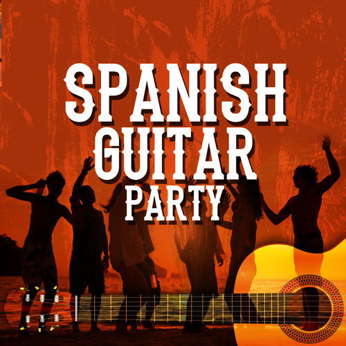 Spanish guitar red orgy 6