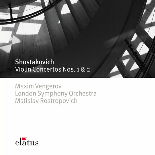 Maxim Vengerov, Mstislav Rostropovich & London Symphony Orchestra