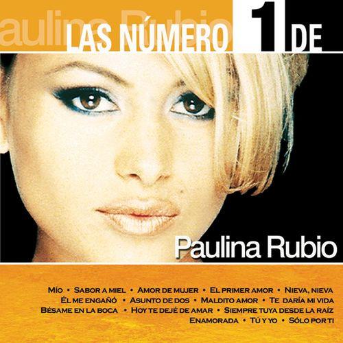 Cd Paulina Rubio Las nùmero 1 500x500-000000-80-0-0