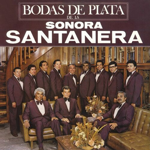 Cd  Bodas de plata De La Sonora Santanera   500x500-000000-80-0-0